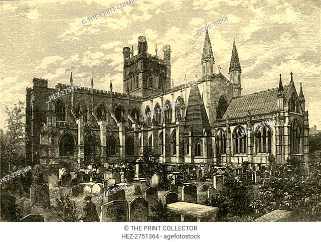 'Chester Cathedral', 1898. Creator: Unknown
