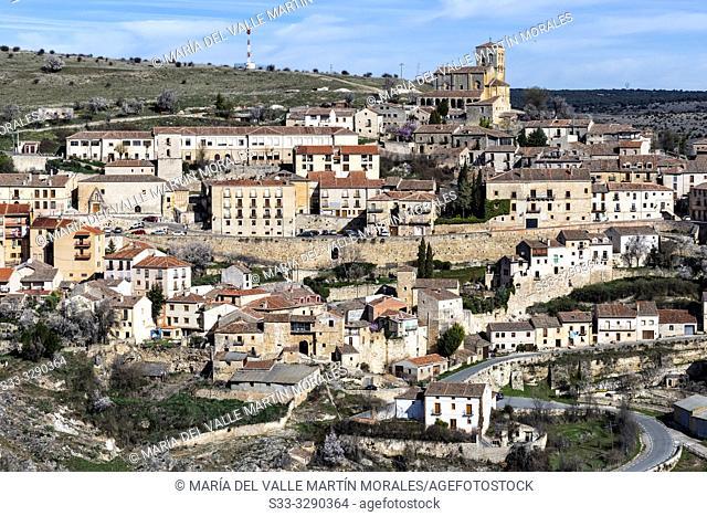 Sepulveda city. Segovia. Spain. Europe