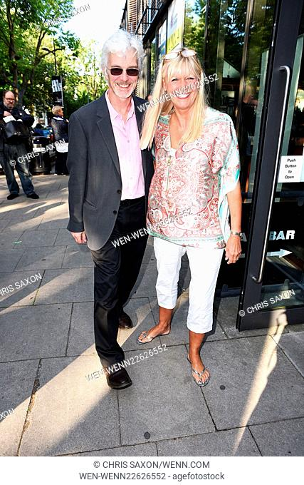 The Bend It Like Beckham The Musical Press Night Featuring: Julie Peasgood Where: London, United Kingdom When: 24 Jun 2015 Credit: Chris Saxon/WENN