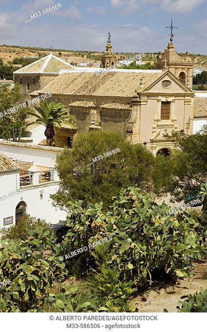 Monastery of the Encarnación, Osuna. Sevilla province, Andalusia, Spain