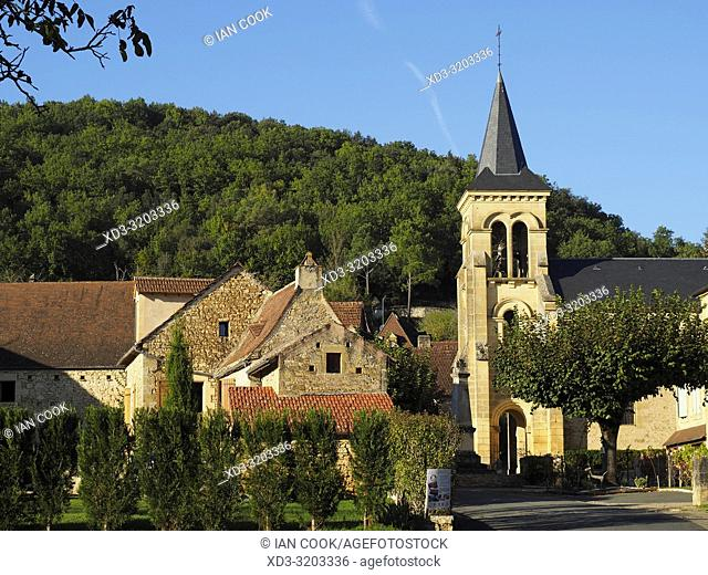 St. Vincent de Cosse, Dordogne Department, Nouvelle Aquitaine, France