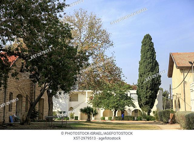 Israel, Mikveh Israel, the first Jewish agricultural school in Palestine. Established 1870