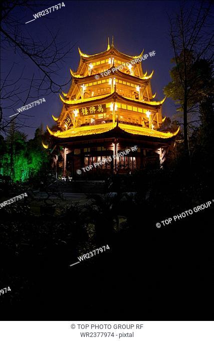 Chengdu Du Fu Thatched Cottage