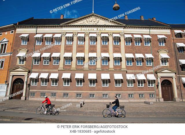 Holmens Kanal street central Copenhagen Denmark Europe