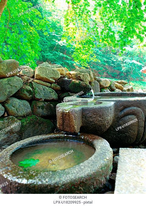 scenery, nature, mountain, water, film