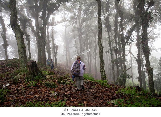 Guatemala, San Andres, Quiche