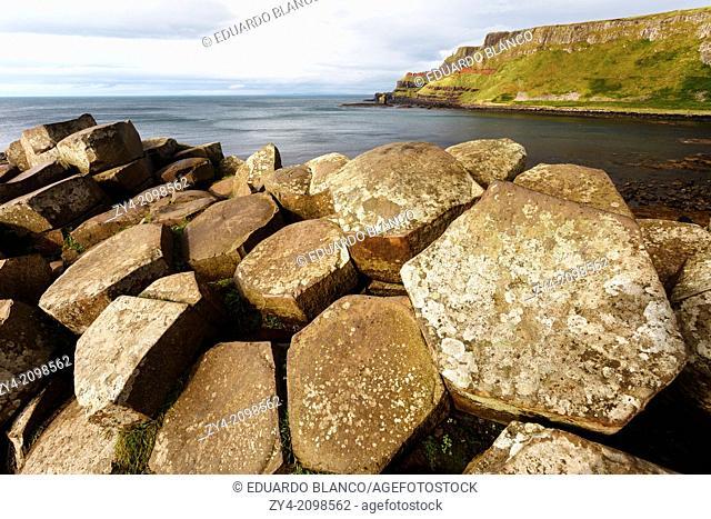 Giant's Causeway, County Antrim, Nort Ireland, United Kingdom