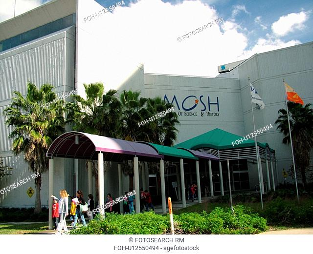 Jacksonville, FL, Florida, MOSH, Museum of Science and History at Riverwalk in South Jacksonville