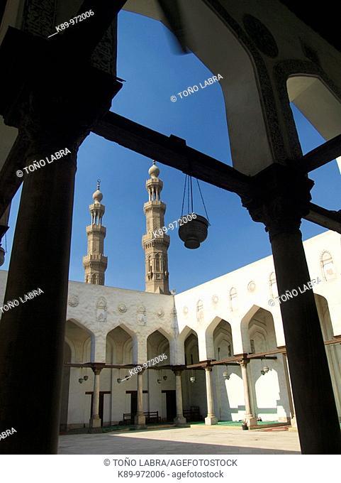 Mezquita Saleh Talai, El Cairo , Egipto