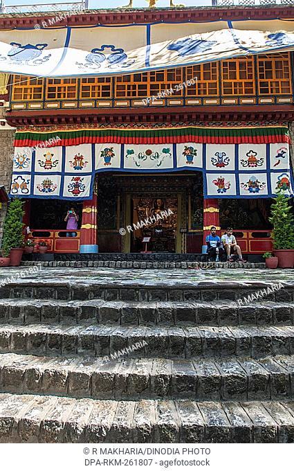 Norbulingka Institute, Dharamsala, Himachal Pradesh, India, Asia