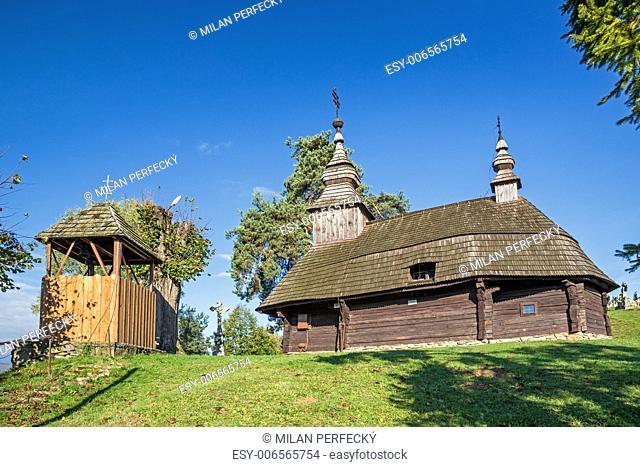 Wooden church of St. Archangel Michael - Inovce