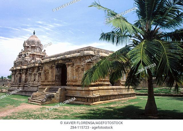 Temple of Gangaikondacholisvara Gangaikonda Cholapuram. Tamil Nadu. India