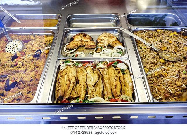 Florida, Miami, Tamiami Trail, Palacio de los Jugos, dining, restaurant, business, takeaway, to go, catering, prepared food, Cuban food, ethnic