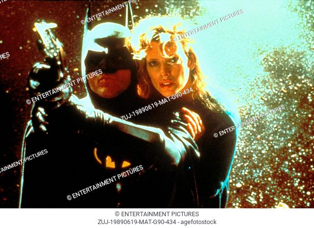 RELEASE DATE: June 19, 1989. MOVIE TITLE: Batman. STUDIO: CBS Television. PLOT: After a young boy witnesses his parents' murder on the streets of Gotham City