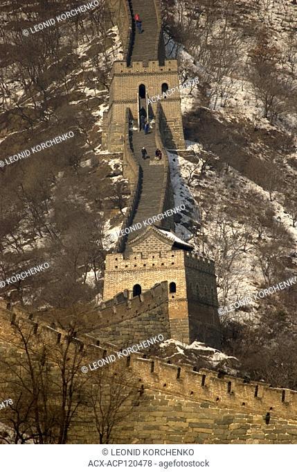 Great Wall of China at Mutianyu