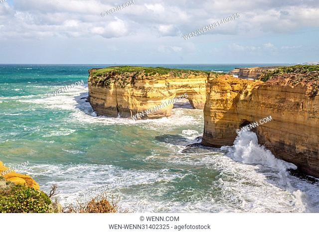Landscape shots from locations along the Great Ocean Road in Australia Featuring: View Where: Port Campbell, Australia When: 30 Mar 2017 Credit: WENN
