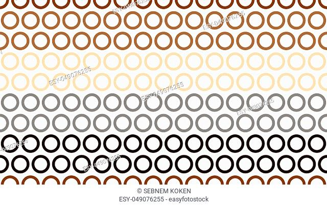 Polka dot pop art creative design, vector illustration, abstract background