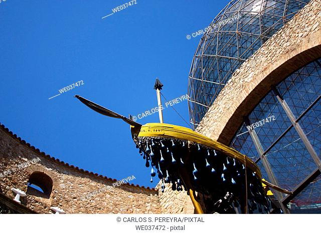 Figueres. Girona province, Catalunya. Spain