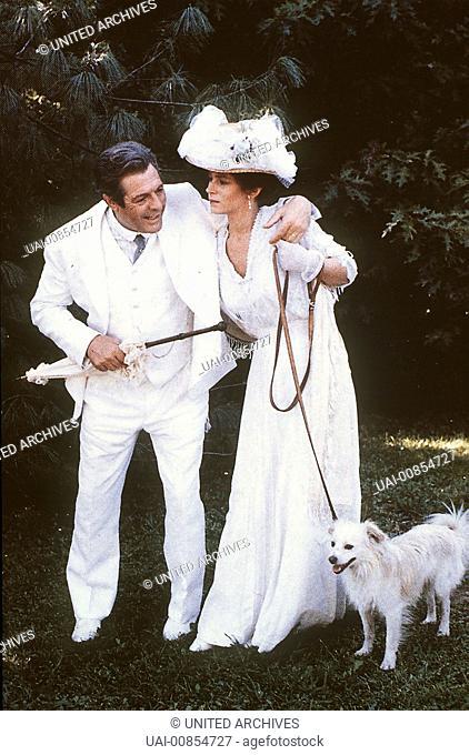 Lebemann Romano (MARCELLO MASTROIANNI) hat das VermÜgen seiner Frau verspielt, dabei aber die Russin Anna (ELENA SOFONOVA) kennen und lieben gelernt