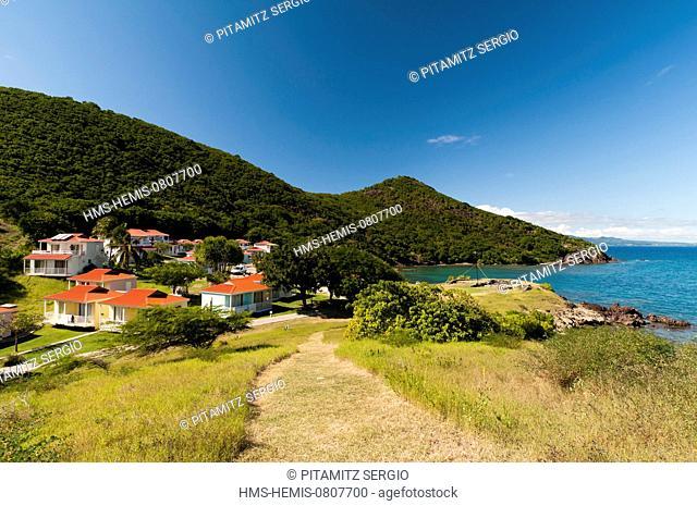 France, Guadeloupe (French West Indies), Les Saintes, Terre de Haut, Marigor Bay