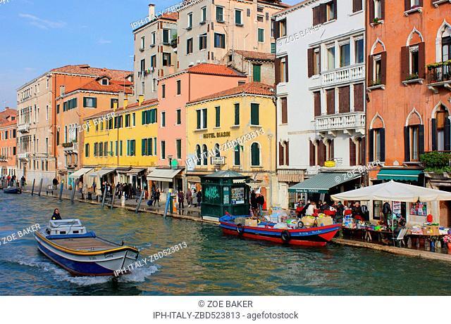 Italy Venito Venice Grand Canal