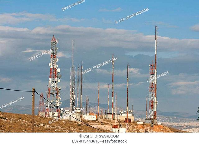 communication antenas