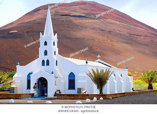 church of Georgetown on Ascension Island, Saint Helena