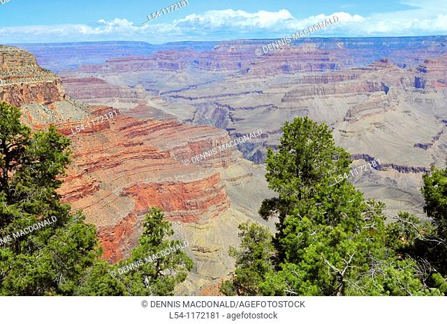 Hermit's Rest at Grand Canyon National Park Arizona