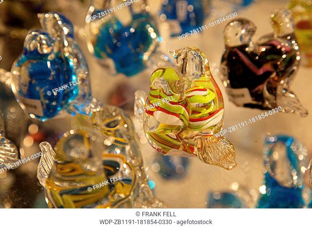 Maltese Islands, Malta, Mdina, Colourful Glass