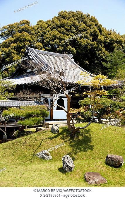Kodai-ji, formally identified as Jubuzan Kodai-ji, is a temple of the Rinzai school of Zen Buddhism in Higashiyama-ku, Kyoto