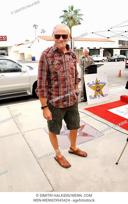 Sean Kanan Gets Honored With A Palm Springs Star Featuring Tristan Rogers Where Palm Springs Stock Photo Picture And Rights Managed Image Pic Wen Wenn29943424 Agefotostock