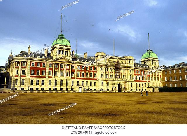 Admiralty House building - London, England