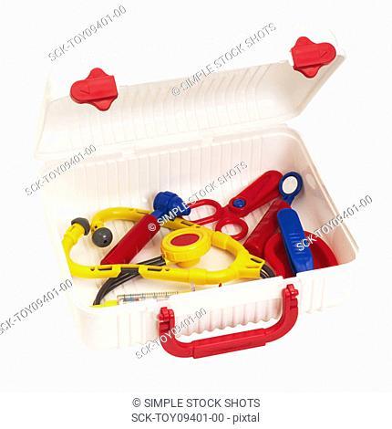 toy doctors bag