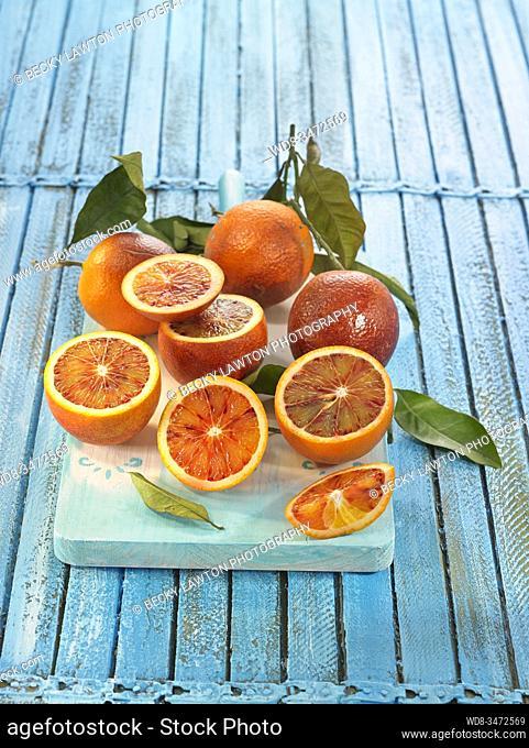 naranjas sanguina / blood oranges