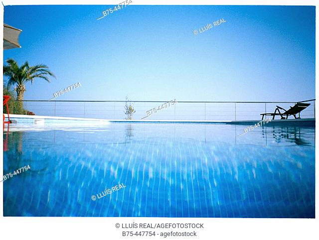 Holiday house. South coast. Sant LLuís, Menorca. Balearic Islands. Spain