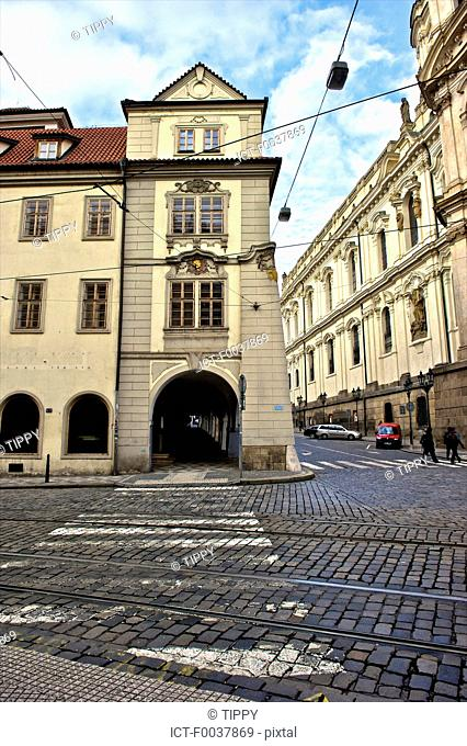 Czech Republic, Prague, Mala Strana