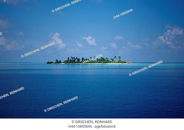 10855696, Maldives, Indian Ocean, Meemu Atoll, isl