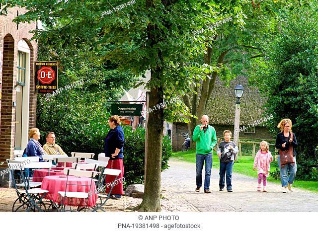Museumvillage Orvelte, Orvelte, Drenthe, The Netherlands, Holland, Europe