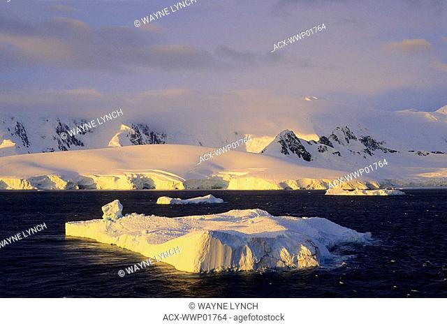Neumayer Channel, Antarctic Peninsula
