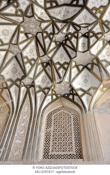 Iran, Meybod, Narin Qal'eh castle