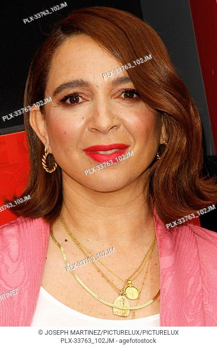 """Maya Rudolph at Warner Bros.' """"""""The Lego Movie 2: The Second Part"""""""" Premiere held at the Regency Village Theatre in Westwood, CA, February 2, 2019"""