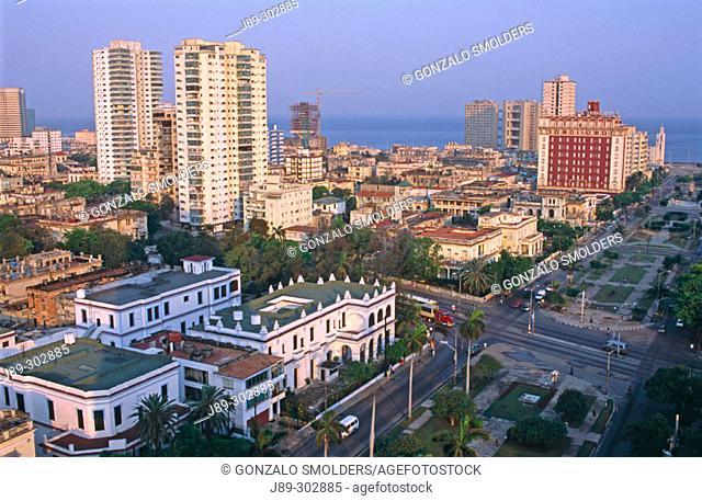 Vedado. Havana. Cuba