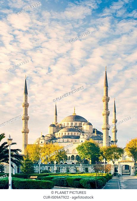 Blue Mosque Istanbul, Sultan Ahmed Mosque, Turkey