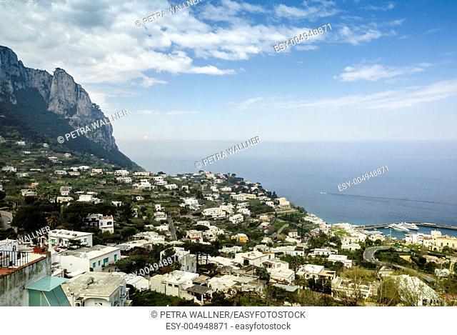 Isle of Capri, Capri, Province of Naples, Campania, Italy, Europe