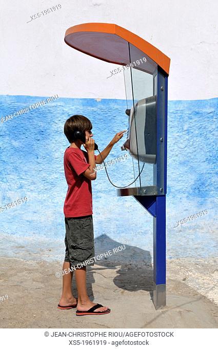 Telephone, Rabat, Morocco