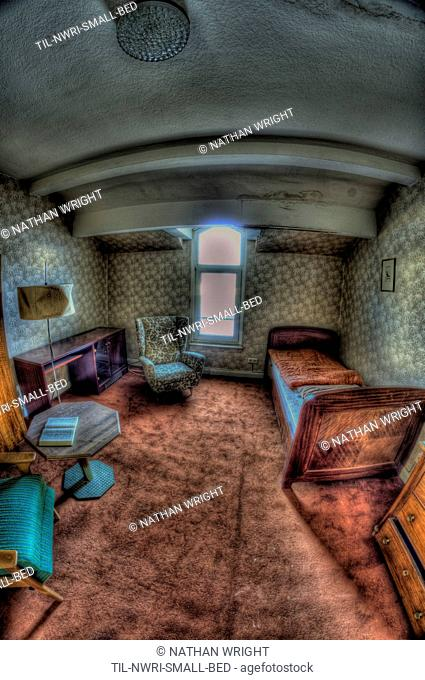 d4b3d31f826dac Old german apartment abandoned Stock Photos and Images