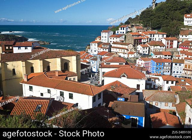 Cudillero is a council, parish and locality of the autonomous community of the Principality of Asturias, Spain