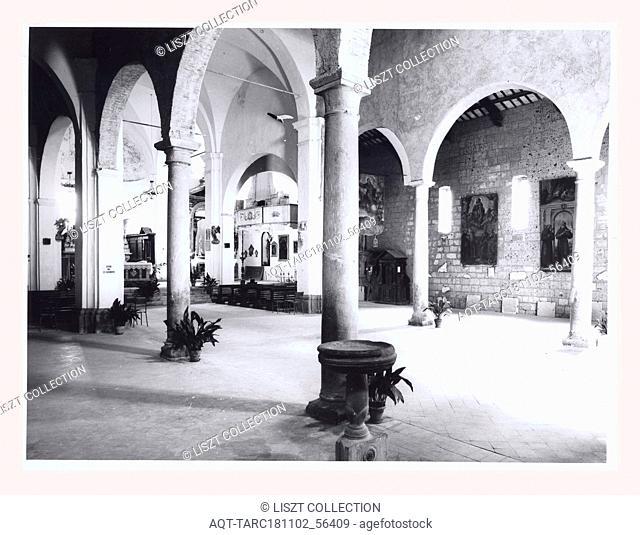 Lazio Viterbo Civita S. Donato, this is my Italy, the italian country of visual history