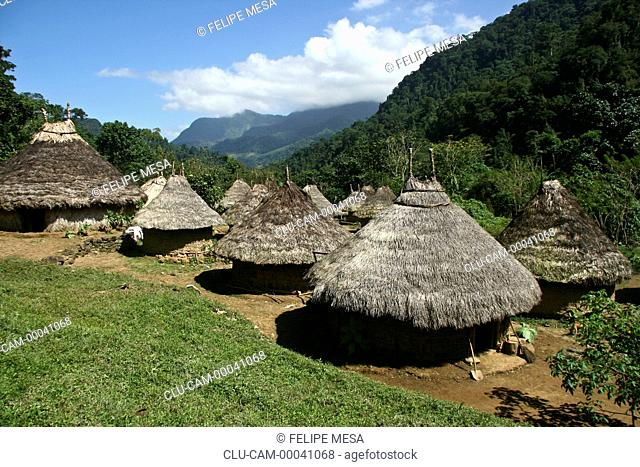 Lost City, Sierra Nevada de Santa Marta, Santa Marta, Magdalena, Colombia
