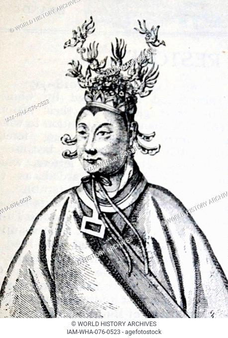 Wu Zetian (624 – 705 AD); also known as Wu Zhao; Wu Hou; and during the later Tang dynasty as Tian Hou. Empress Wu; was a Chinese sovereign who ruled...